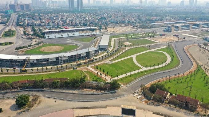 Se canceló el Grand Prix de Vietnam