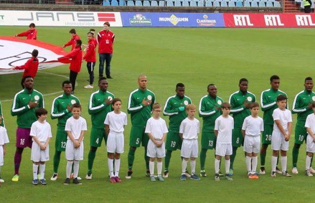 Jack Moses Blog SUPER EAGLES MOVE UP 10 SPOT IN NEW FIFA