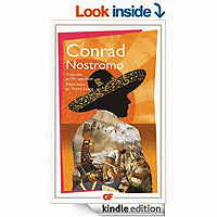 Nostromo, a Tale of the Seaboard by Joseph Conrad