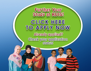 KUIS.edu.my online application