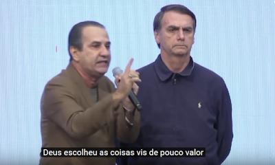 Malafaia com Bolsonaro