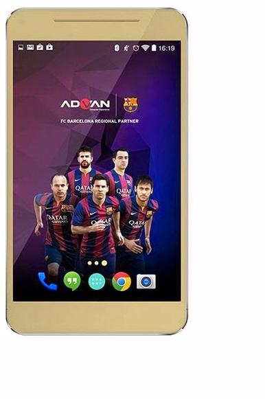Harga Tablet Advan Barca Tab 7 T1X