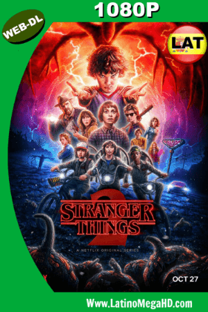 Stranger Things Temporada 2 (2017) Latino Full HD WEB-DL 1080P ()