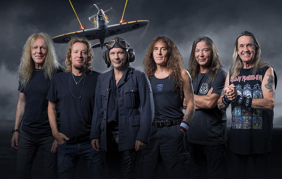 """Iron Maiden finalmente indicado ao """"Rock and Roll Hall of Fame"""""""