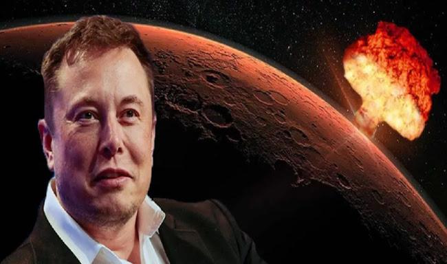 Γιατί ο Έλον Μασκ θέλει να ρίξει 15.000 πυρηνικές κεφαλές στον Άρη; – ΒΙΝΤΕΟ
