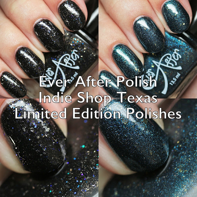 The Polished Hippy: Ever After Polish Indie Shop Texas 2017 Limited ...