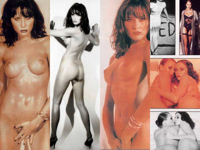 Melania Knauss Naked Photos