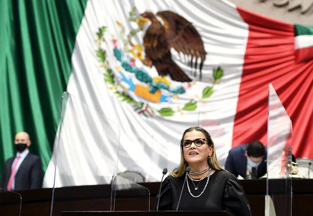 Rendirá Cecilia Patrón su Segundo Informe de Actividades Legislativas
