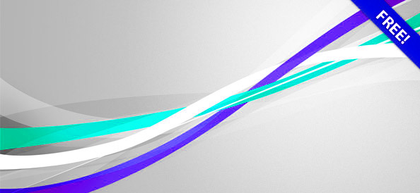 Psd Files Free Download: Abstract Waves Background, psd web