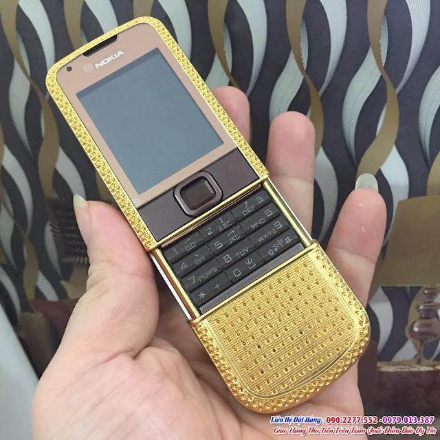Nokia 8800 arte luxury a2 giá chỉ 2,5tr tại  đường vũ phạm hàm   hà nội