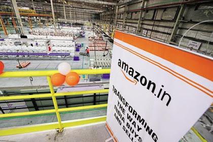 Amazon Berencana Buka Ribuan Lapangan Pekerjaan di India
