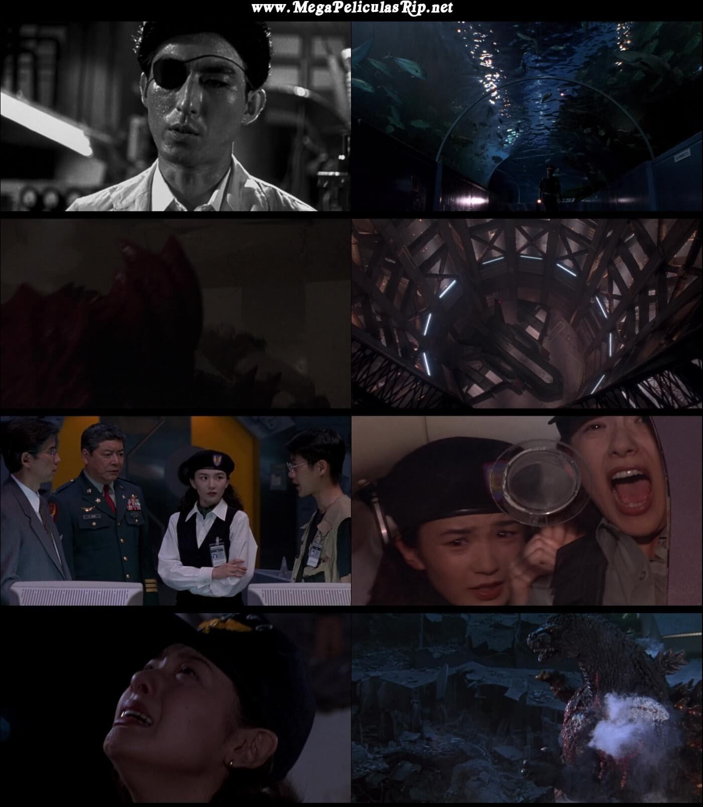 Godzilla VS Destoroyah 1080p Latino