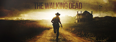 capas para Facebook the Walking Dead