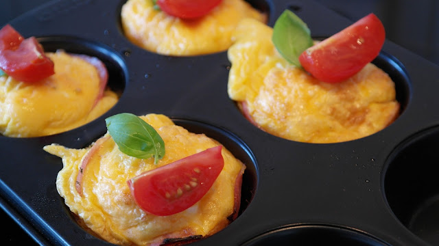 Egg Muffins Make a Quick and Easy Meal
