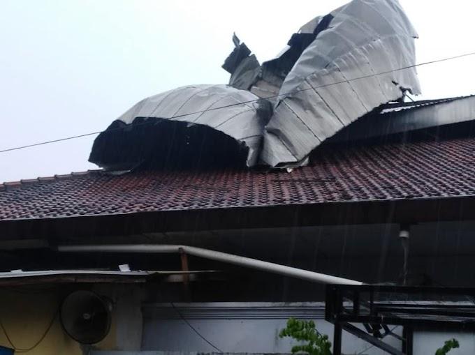 7 Desa Di Mojowarno Jombang, Diterjang Angin Puting Beliung