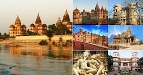 मध्य प्रदेश के बारे में रोचक  तथ्य - Facts About Madhya Pradesh in Hindi
