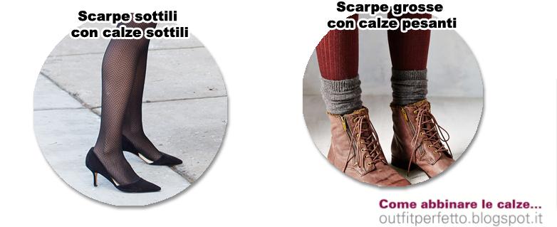 Outfit Perfetto: Come ABBINARE le CALZE alle SCARPE (ed agli