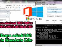 Download Dan Cara Aktivasi Ms Office 2016-2013-2010 Dengan KmsAuto Lite Tested!
