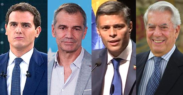 Rivera-Cantó-López-Vargas-Llosa