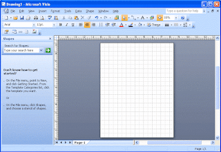 Dokumen Baru Microsoft Office Visio 2007