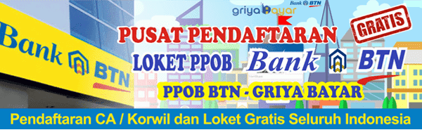 Loket PPOB BTN Arga Makmur Bengkulu Utara