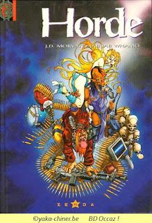 Horde par J.DMorvan et Jab Whamo