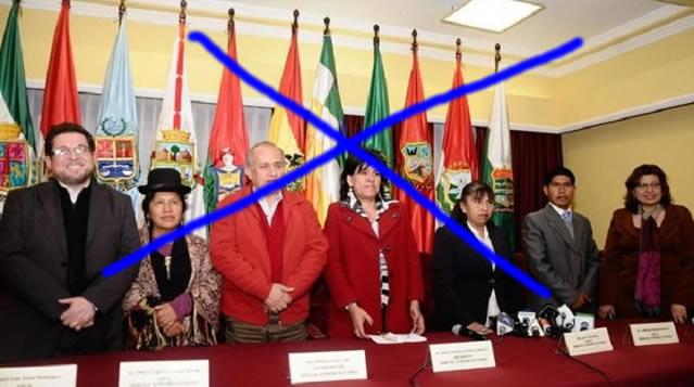 Presidenta Áñez: El TSE debe tener a personas meritorias para garantizar comicios transparentes