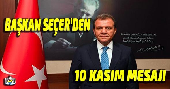 Mersin Haber,Mersin Son Dakika,Mersin Büyük Şehir Belediyesi,Vahap Seçer,