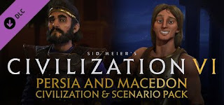 Sid Meier's civilization VI: Persia & Macedon Civilization & Scenario Pack (DLC) (PC) 2017