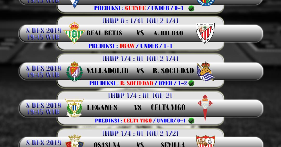 Prediksi Liga Spanyol Akurat Malam Ini - Voxy88 Situs Slot