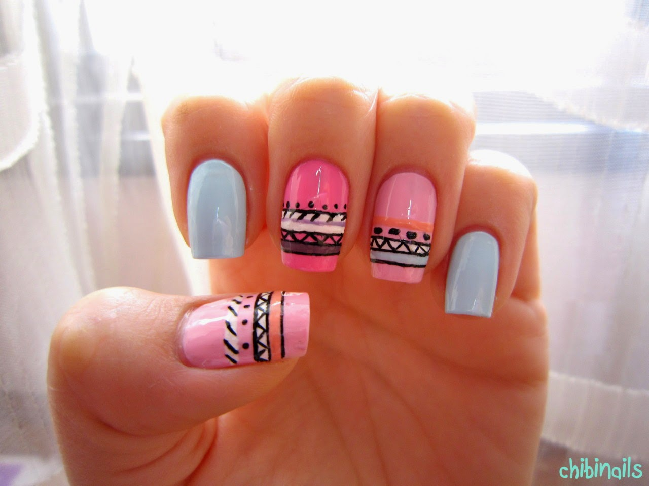 Fashaddicti 6 Ideas Para Summer Nails