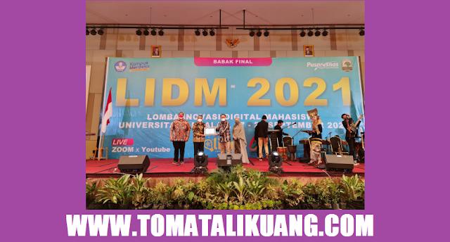 pemenang lidm nasional tahun 2021 pusat prestasi nasional tomatalikuang.com