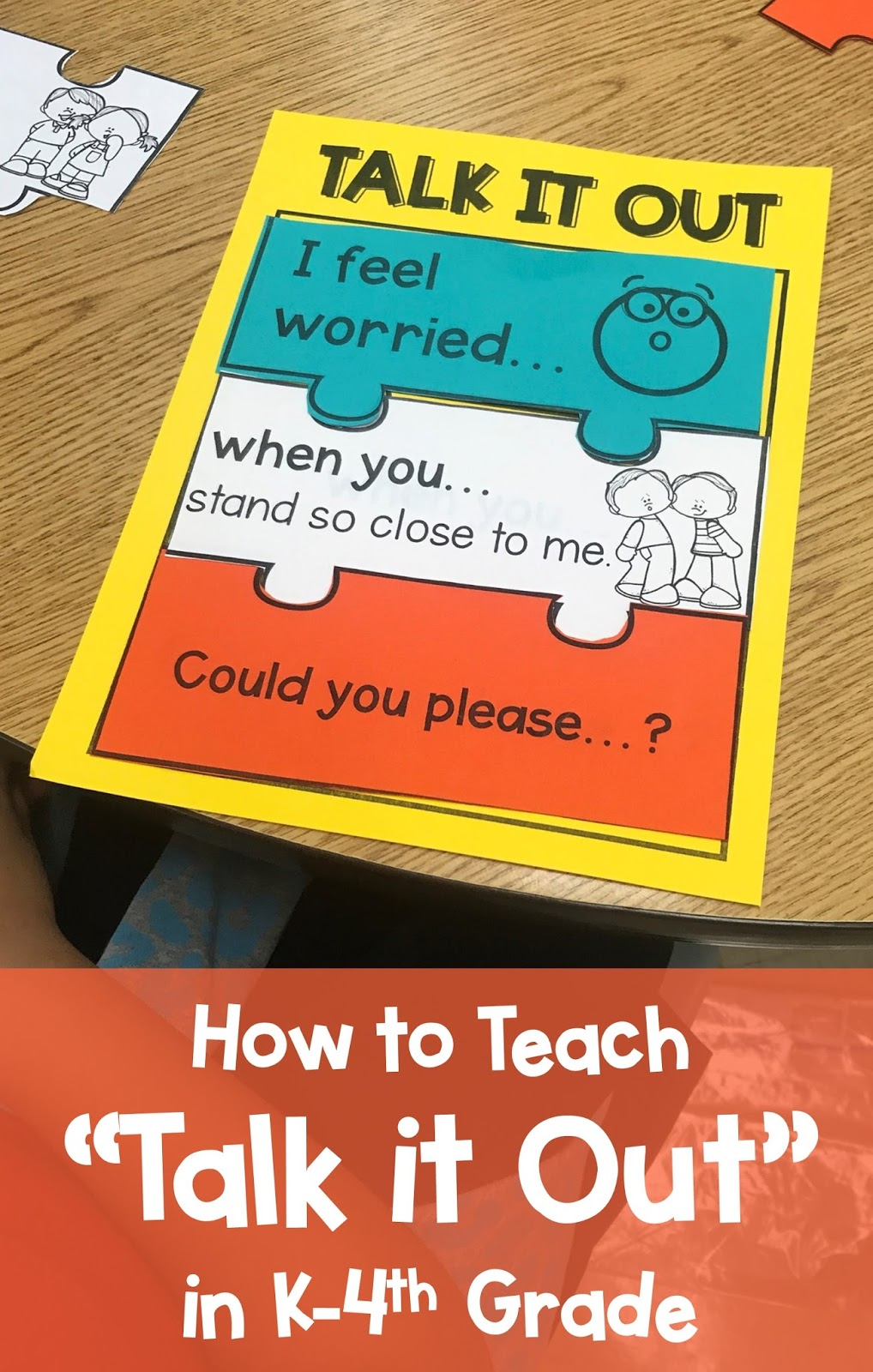 counseling lesson plan template