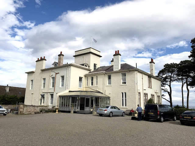 The best golf hotel in area Nairn