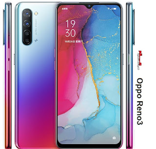 مواصفات  Oppo Reno3  أوبو رينو3  PCHM30  هاتف/جوال/تليفون أوبو Oppo Reno3