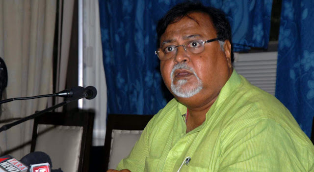 education minister partha chatterjee live tv interview