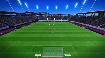 PES 2017 Stadium Comunale di Cornaredo & Letzigrund