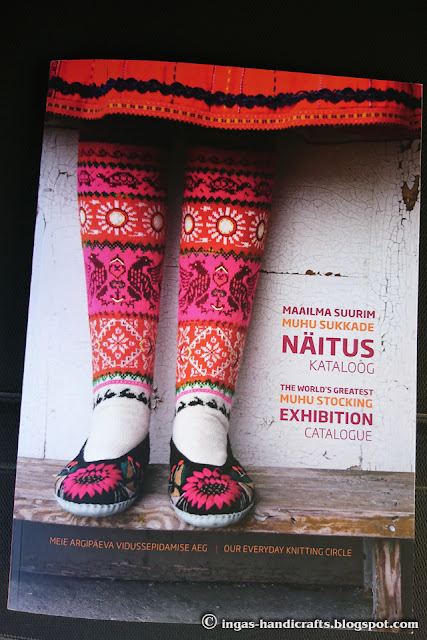 Muhu sukkade näitus / Muhu Stocking Exhibition