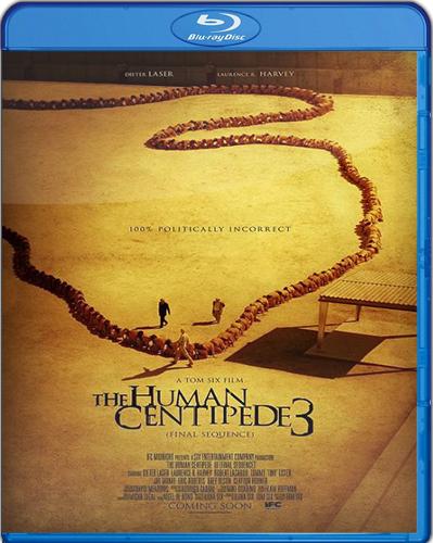 The Human Centipede III [2015] [BD25] [Subtitulado]