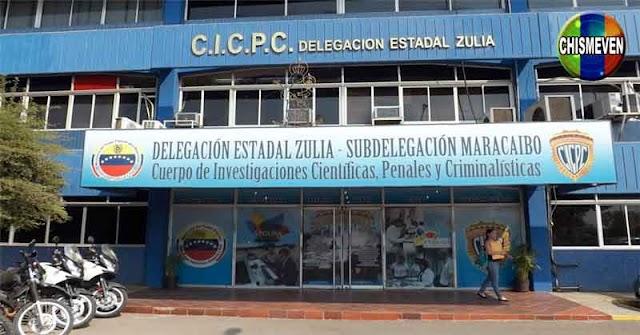 Atacaron con tiros y granadas la sede del CICPC de Maracaibo