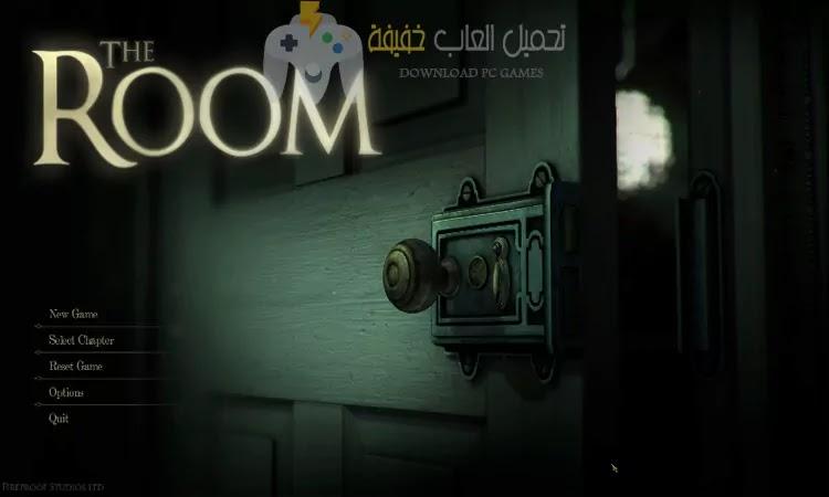 تحميل لعبة The ROOM للكمبيوتر والاندرويد
