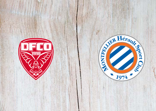 Dijon vs Montpellier -Highlights 27 September 2020
