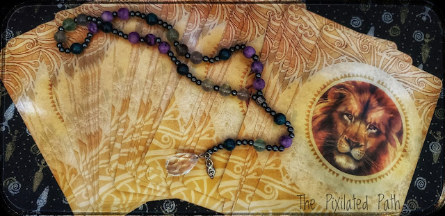Secret Language of Animals Oracle Cards & Goddess Prayer Beads