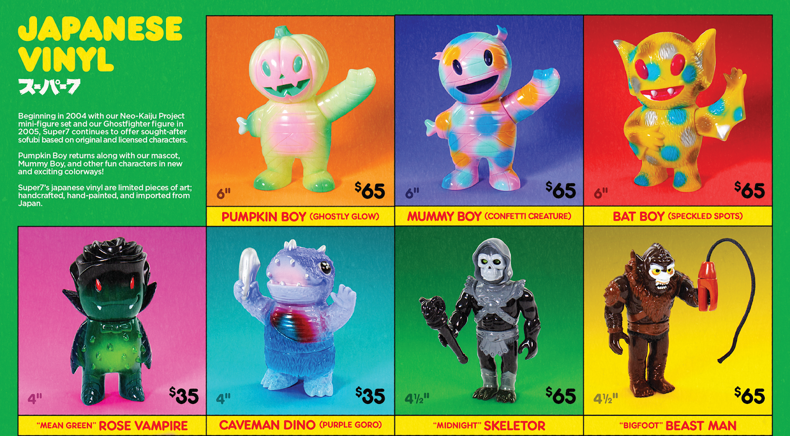 Beastman 3D Porn the blot says: super7's nycc 2019 exclusive soft japanese