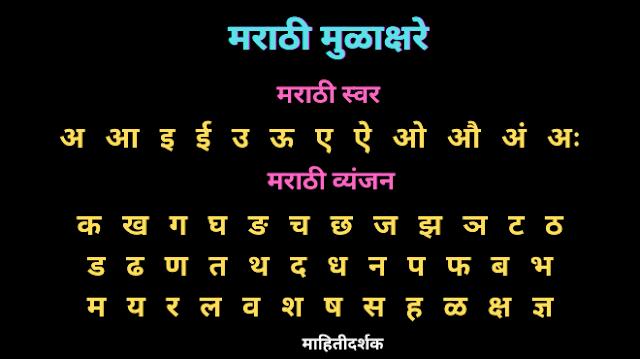 मराठी मुळाक्षरे | Marathi Mulakshare | Marathi Alphabets | Mulakshare marathi