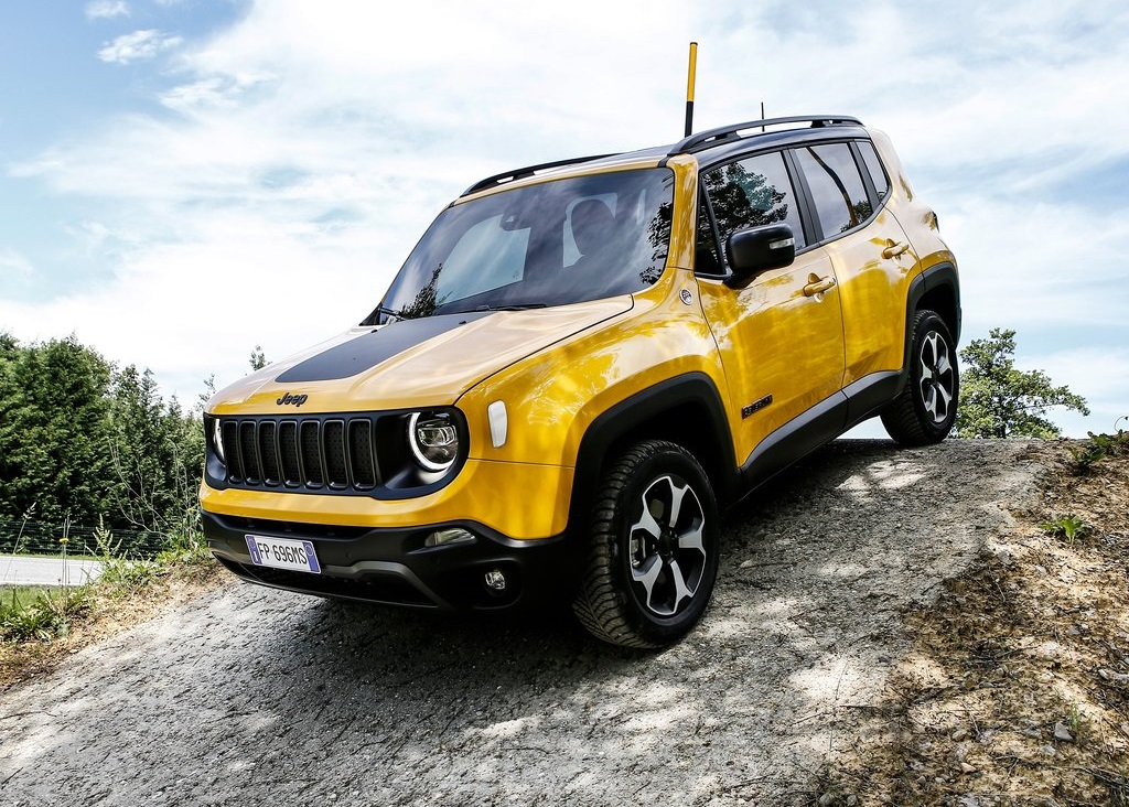 2019 Jeep Renegade Autolibs