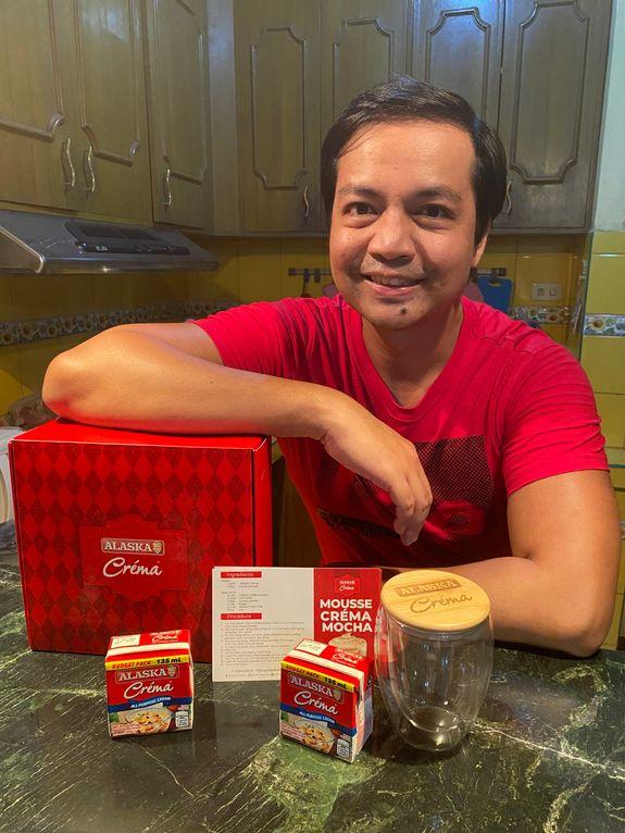Alaska Crema drink-making kit