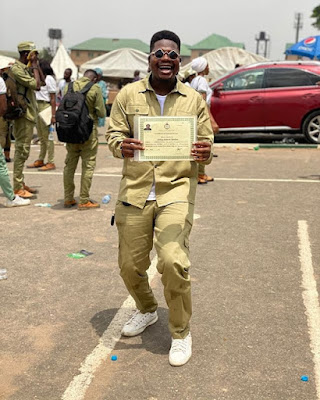 Mr Macaroni NYSC