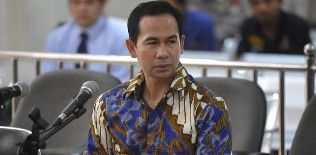 Tubagus Chaeri Wardana Dituntut 6 Tahun Penjara