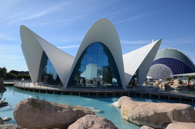 Oceanografic (Valencia)